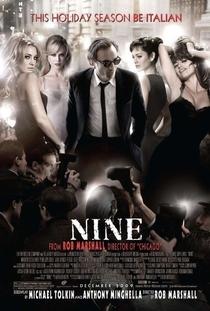 Nine - Poster / Capa / Cartaz - Oficial 12
