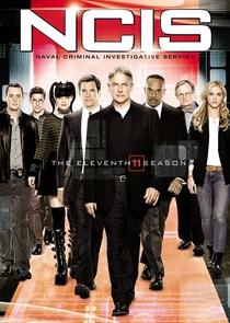 NCIS: Investigações Criminais (11ª Temporada) - Poster / Capa / Cartaz - Oficial 1