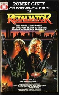 Retaliator - Programada para Matar - Poster / Capa / Cartaz - Oficial 3