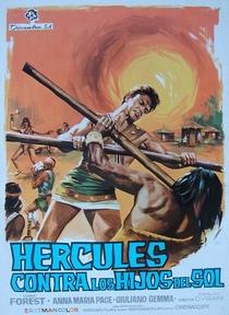 Hércules Contra os Filhos do Sol  - Poster / Capa / Cartaz - Oficial 1