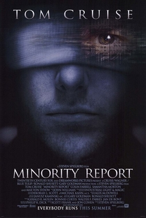Minority Report - A Nova Lei - Poster / Capa / Cartaz - Oficial 1