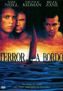 Terror a Bordo - Poster / Capa / Cartaz - Oficial 5