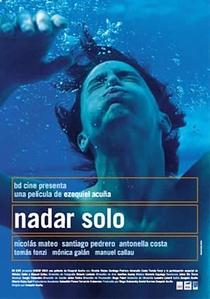 Nadar Solo - Poster / Capa / Cartaz - Oficial 1