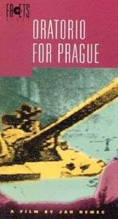 Oratório Para Praga - Poster / Capa / Cartaz - Oficial 1