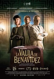 La valija de Benavidez - Poster / Capa / Cartaz - Oficial 1
