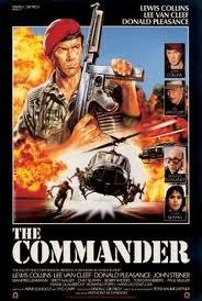 Commander - O Último Soldado Americano - Poster / Capa / Cartaz - Oficial 4
