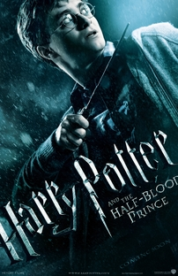Harry Potter e o Enigma do Príncipe - Poster / Capa / Cartaz - Oficial 3