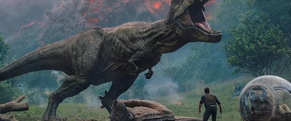 Jurassic World é bem recebido na Espanha