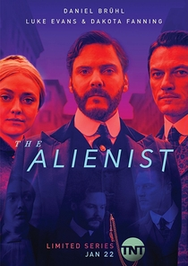 The Alienist (1ª Temporada) - Poster / Capa / Cartaz - Oficial 1