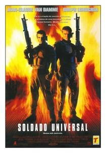 Soldado Universal - Poster / Capa / Cartaz - Oficial 23