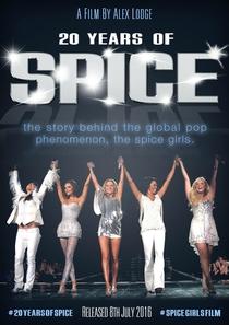 20 anos de Spice Girls - Poster / Capa / Cartaz - Oficial 2