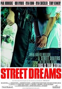 Street Dreams - Poster / Capa / Cartaz - Oficial 1