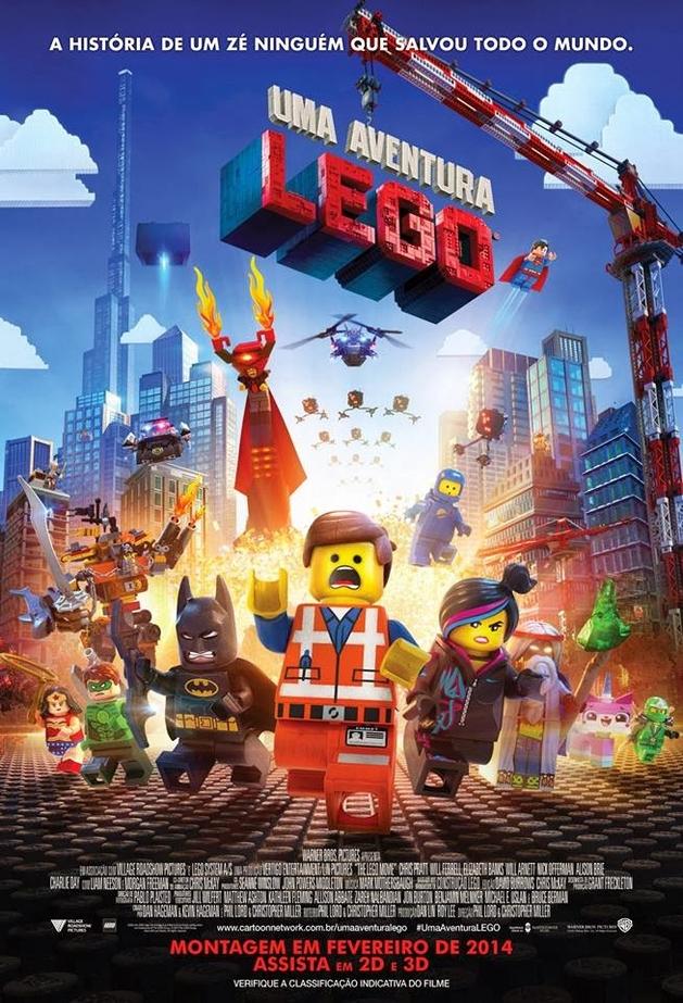 Uma Aventura LEGO | Novo trailer faz paródia com o Homem de Aço