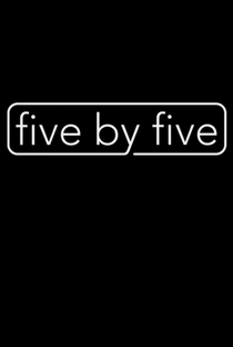 five by five - Poster / Capa / Cartaz - Oficial 1