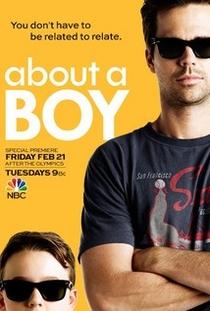About a Boy (1ª Temporada) - Poster / Capa / Cartaz - Oficial 1