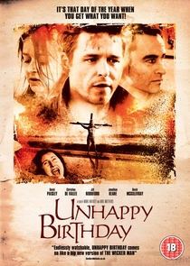 Unhappy Birthday - Poster / Capa / Cartaz - Oficial 1
