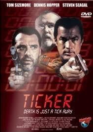 Ticker - Poster / Capa / Cartaz - Oficial 1