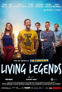 Living Legends - Poster / Capa / Cartaz - Oficial 1