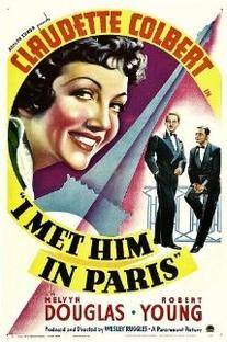 Conheci-o em Paris  - Poster / Capa / Cartaz - Oficial 1