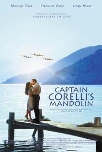 O Capitão Corelli - Poster / Capa / Cartaz - Oficial 2