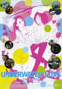 Amor Debaixo D'água - Poster / Capa / Cartaz - Oficial 3