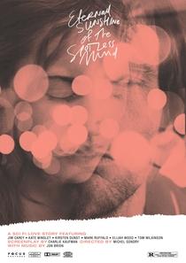 Brilho Eterno de uma Mente sem Lembranças - Poster / Capa / Cartaz - Oficial 3