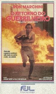 O Retorno do Guerrilheiro - Poster / Capa / Cartaz - Oficial 1