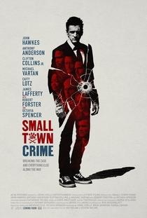 Small Town Crime - Poster / Capa / Cartaz - Oficial 3