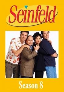 Seinfeld (8ª Temporada) - Poster / Capa / Cartaz - Oficial 2