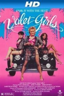 As Garotas dos Carros - Poster / Capa / Cartaz - Oficial 1