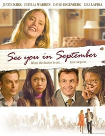 Te Vejo em Setembro - Poster / Capa / Cartaz - Oficial 2