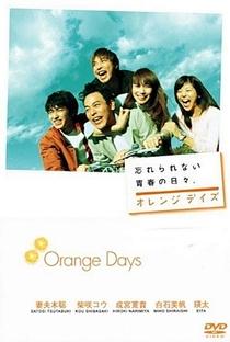 Orange Days - Poster / Capa / Cartaz - Oficial 1