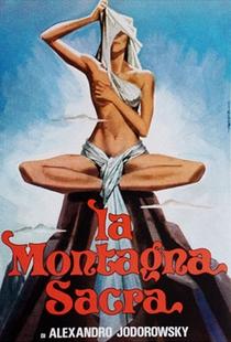 A Montanha Sagrada - Poster / Capa / Cartaz - Oficial 3