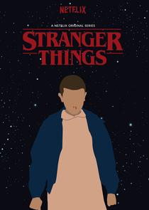 Stranger Things (1ª Temporada) - Poster / Capa / Cartaz - Oficial 5