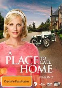 A Place to Call Home (2ª temporada) - Poster / Capa / Cartaz - Oficial 2