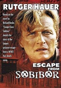 Fuga de Sobibor - Poster / Capa / Cartaz - Oficial 8