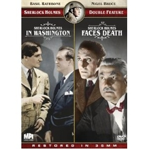Sherlock Holmes Em Washington - Poster / Capa / Cartaz - Oficial 6