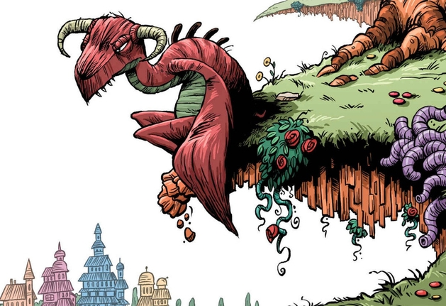 Paramount Animation 'Monster on the Hill'