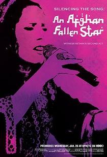 Uma Estrela Afegã Em Queda - Poster / Capa / Cartaz - Oficial 1