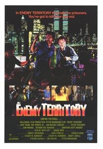 Território Inimigo - Poster / Capa / Cartaz - Oficial 1