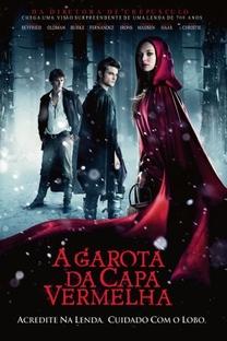 A Garota da Capa Vermelha - Poster / Capa / Cartaz - Oficial 2