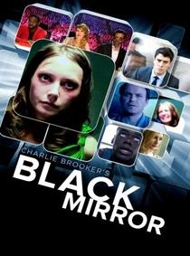 Black Mirror (1ª Temporada) - Poster / Capa / Cartaz - Oficial 2