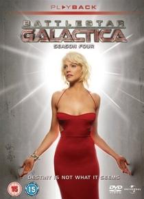 Battlestar Galactica (4ª Temporada) - Poster / Capa / Cartaz - Oficial 2