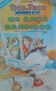 Tico e Teco - Os Caça Bandidos - Poster / Capa / Cartaz - Oficial 1