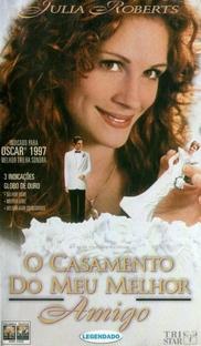 O Casamento do Meu Melhor Amigo - Poster / Capa / Cartaz - Oficial 2