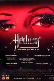 Hedwig: Rock, Amor e Traição - Poster / Capa / Cartaz - Oficial 3