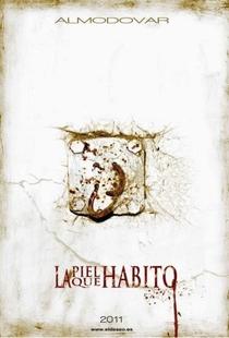 A Pele que Habito - Poster / Capa / Cartaz - Oficial 9