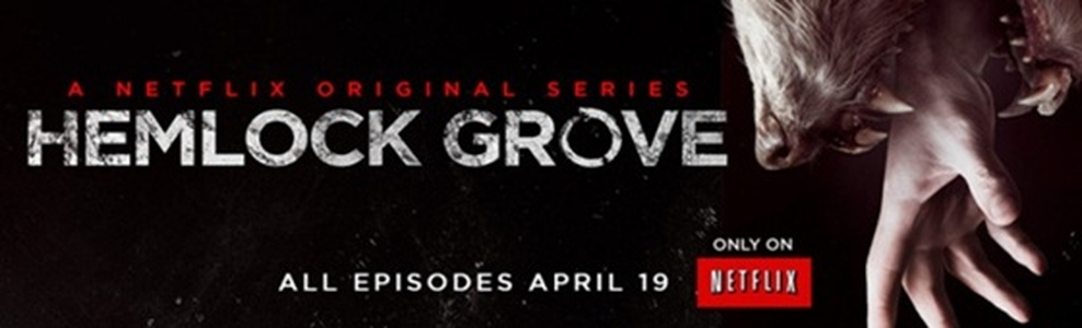 """Horror na Veia: Novo clipe de """"Hemlock Grove"""""""