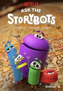 Pergunte aos StoryBots - Poster / Capa / Cartaz - Oficial 1