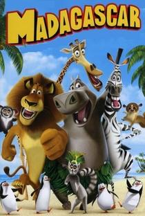 Madagascar - Poster / Capa / Cartaz - Oficial 2